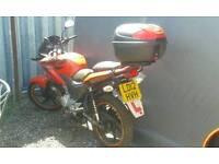 Honda CBF125 M