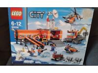 LEGO CITY NO.60036 ARCTIC BASE CAMP* BRAND NEW *RETIRED PROD