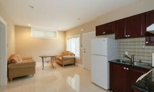Large 2 bedroom furnished suite near Cambie and Marine Drive