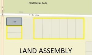 Potential Land Assembly