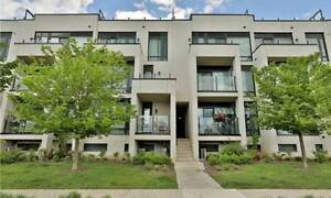 PRICE DROP! 3 Storey Town with roof top terrace@W&E, Toronto