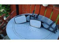 Caravan trailer wing mirrors .. Bargain £10