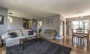 Large 4 bedroom house with flex space (+1 bdrm) on corner lot