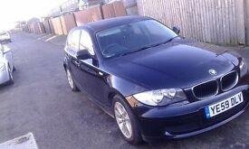 BMW 116 D SE DIESEL 59 PLATE 6 SPEED