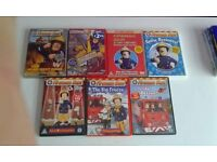 FIREMAN SAM DVD BUNDLE