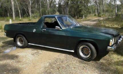 1976 HX Holden Ute V8 Agnes Water Gladstone Area Preview