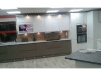 Ex Display Kitchen Howdens No appliances included apart from sink (no waste)