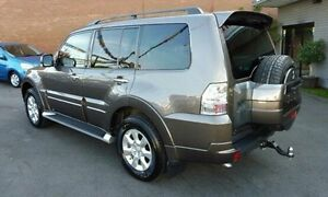 2012 Mitsubishi Pajero NW MY12 Platinum Bronze 5 Speed Sports Automatic Wagon Lilydale Yarra Ranges Preview