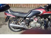 1983/84 Yamaha XJ900 Winter Project