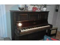 Player Piano Aeolian-and some rolls to get you started free to a good home . Get the stool for £50!