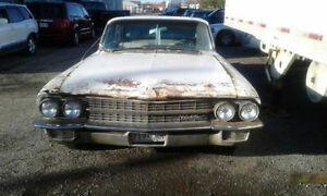 1962 Cadillac Sixty Special Crome Coupe (2 door)