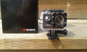 Brand new 720 p gopro style waterproof action camera