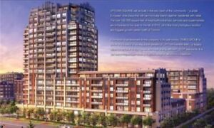 1 Bedroom Plus Den or 2B condos for Rent in Downtown Markham