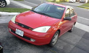 2000 Ford Focus $1,200 obo.