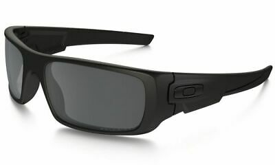Oakley Crankshaft Sunglasses OO9239-06 Matte Black Black Iridium (Oakley Oo Black Iridium Polarized)