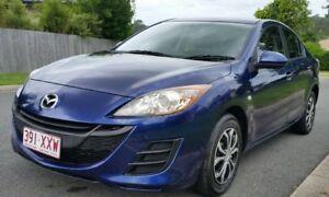 2009 Mazda 3 BL10F1 Neo Activematic Blue 5 Speed Sports Automatic Sedan Stapylton Gold Coast North Preview