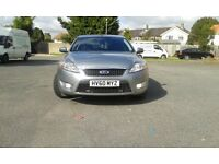 2010 silver Mondeo Zetec Diesel 1.8 , FSH, MOT till Sept 2017 no advisories, Fantastic car