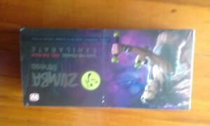 Brand new - still in packaging - Zumba fitness Exhilarate Coogee Eastern Suburbs Preview