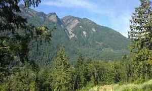 2.49 acre lot near Kawkawa Lake