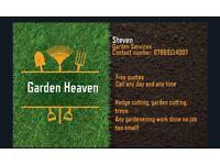 Garden heaven ( all garden work undertaker )