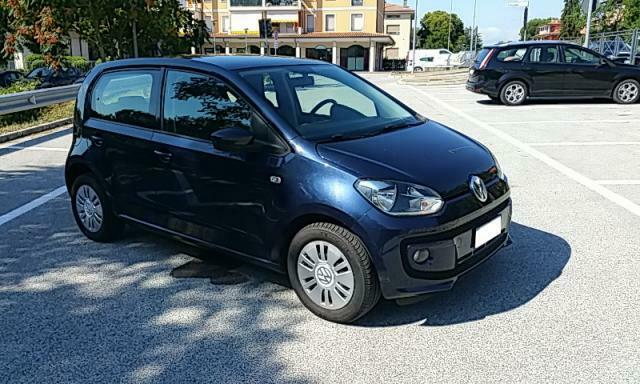 VW UP 1.0 METANO EcoFuel 5Pt
