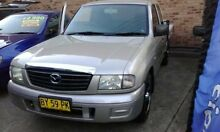 2004 Mazda Bravo B2600 2WD Gold Manual CAB CHASSIC Narellan Camden Area Preview