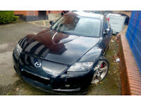 2005 Mazda RX8 - Damaged repairable - BARGAIN!