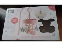 Girls cot mobile for sale