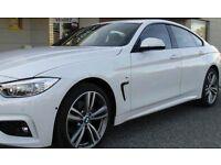 BMW 4 SERIES F36 F32 420 430 D SPARES REPAIRS PARTS PANELS M SPORT TRIM WHITE