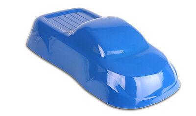 Powder Coating Paint Super Durable Wet Blue 1lb .45kg