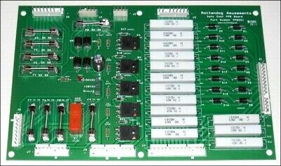 Brand New PPB001 Playfield Power Board for Data East pinball machines