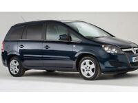 **wanted Vauxhall zafira **