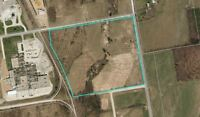 43 Acres of Industrial Land at the edge of Owen Sound