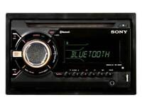 Sony WX-900BT double din head unit