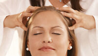 INDIAN HEAD AND FOOT MASSAGE TRAINING IN CALGARY