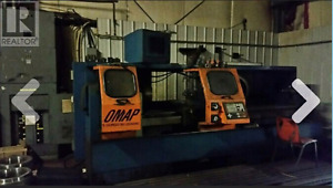 OMP Alpin 250 FMS Lathe CNC - BEST OFFER  !!