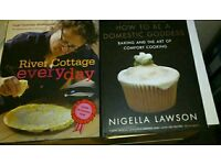2 cookbooks