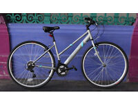 Apollo Excelle 18-Speed 17in (43cm) Ladies Bike in Basically New Condition