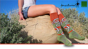 Smart Wool Socks - Great Christmas Gifts and Stocking Stuffers.