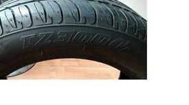 215 55 16 Firestone tyre, TZ300. BRAND NEW