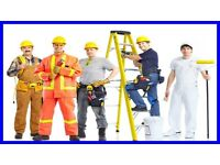 Plumbers and green card trainees required