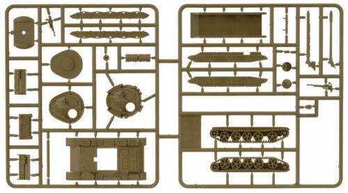 Battlefront Miniatures Team Yankee - Soviet T-55 tank Sprue 15mm t55 1/100