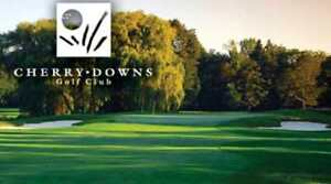 Golf for 2 at Cherry Downs incl. Cart & Unlimited Driving Range