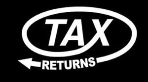 One fee Tax Return Services in Mississauga Brampton