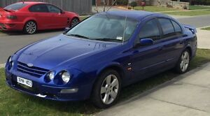 Ford Falcon XR6 AU 2011 Automatic Blue Auto Traralgon Latrobe Valley Preview