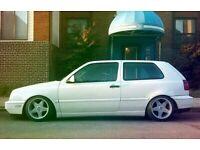 Powertech deep dish alloy wheels, Vw Golf Polo, seat arosa etc RARE