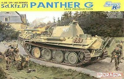 DRAGON 6268 1/35 Sd.Kfz.171 Panther G Late Production [Bonus:Magic Track]