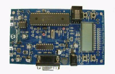 New Microchip Low Power Solutions Demonstration Board Dm163026