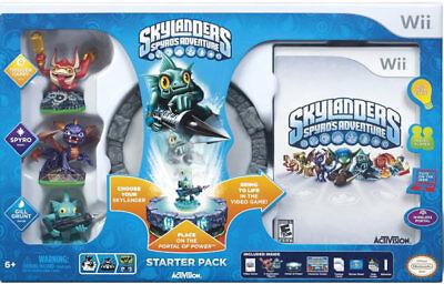 Activision Skylanders Spyro''s Starter Wii Nintendo Wii, ...