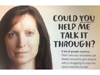 Craigavon Samaritans are recruiting Listening Volunteers - express your interest now